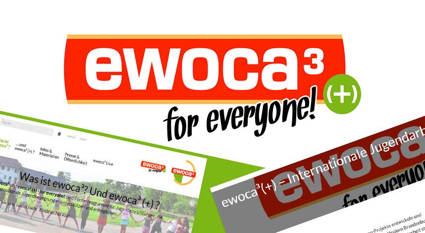 for everyone, jetzt auch fürs Netz! – ewoca³(+)
