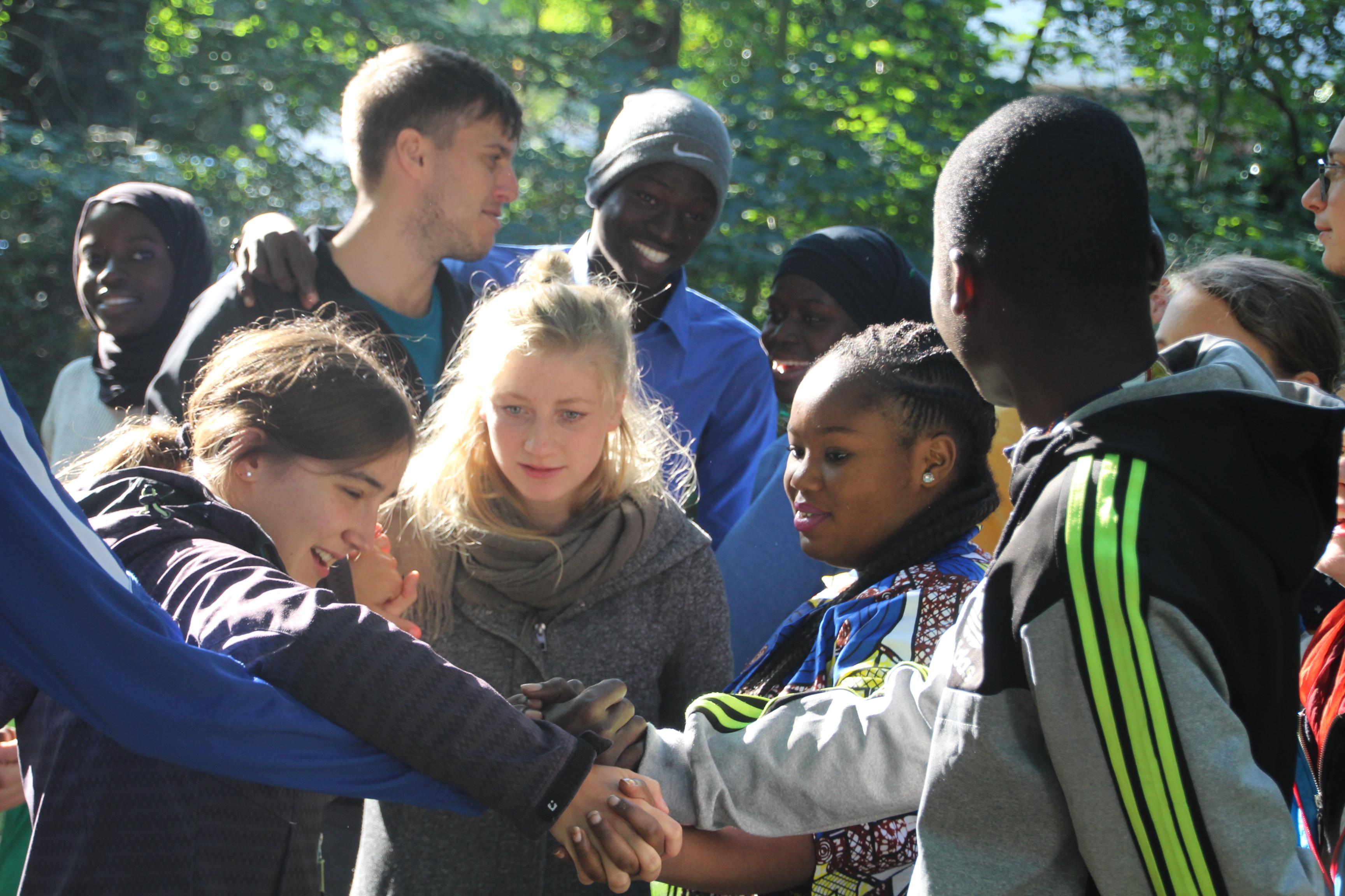 #JugendGrenzenlos – Social-Media-Kampagne für internationale Jugendmobilität
