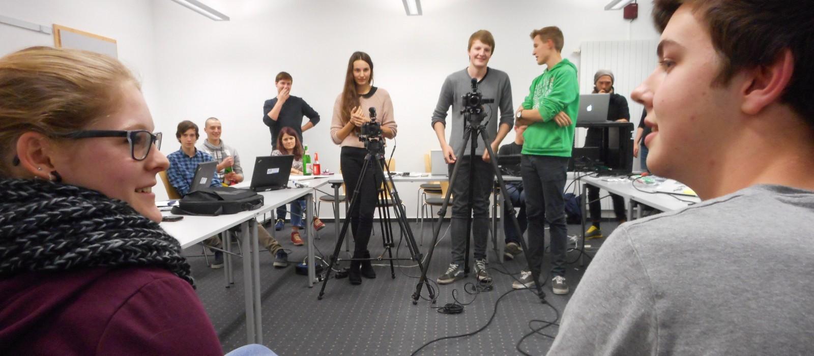 Redaktionsworkshop in Berlin vom 9. bis 11. März